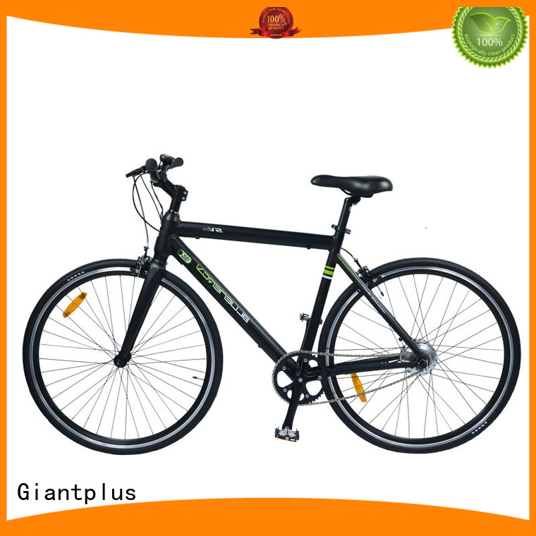 Giantplus Brand foldable fashion terrain electric bike distributors crossing