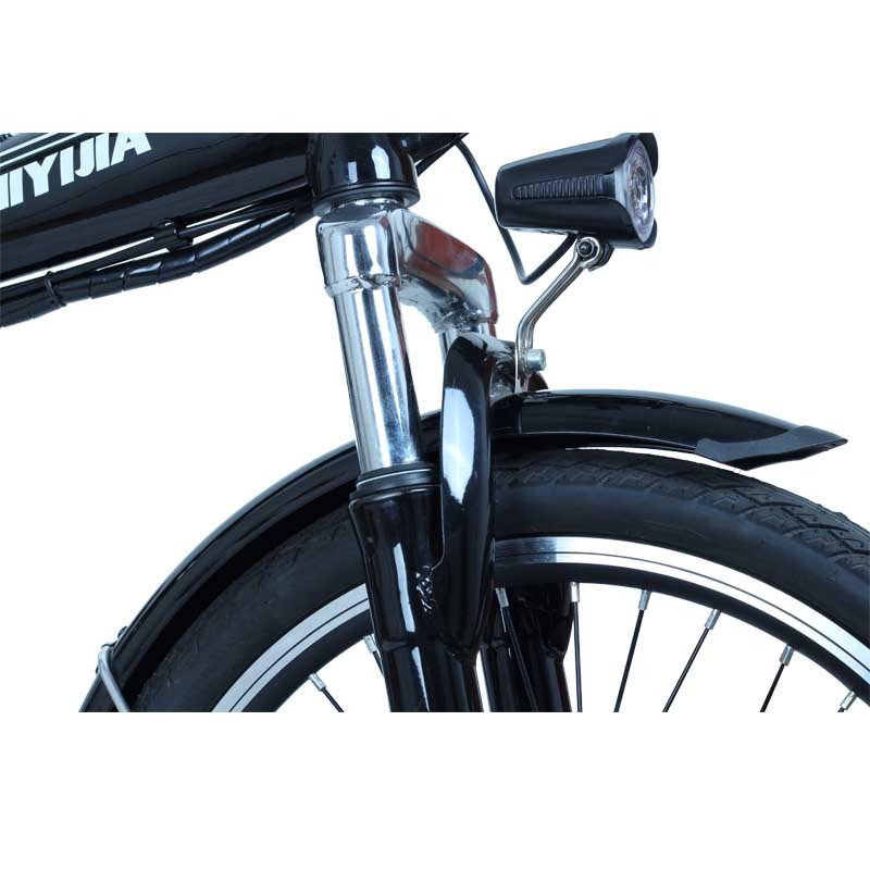 BM2 The crossing town commuting electric bicycle
