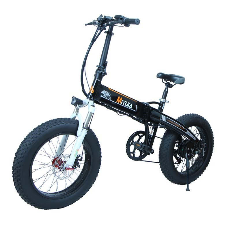 BM3 The Snow commuting electric bike for adults