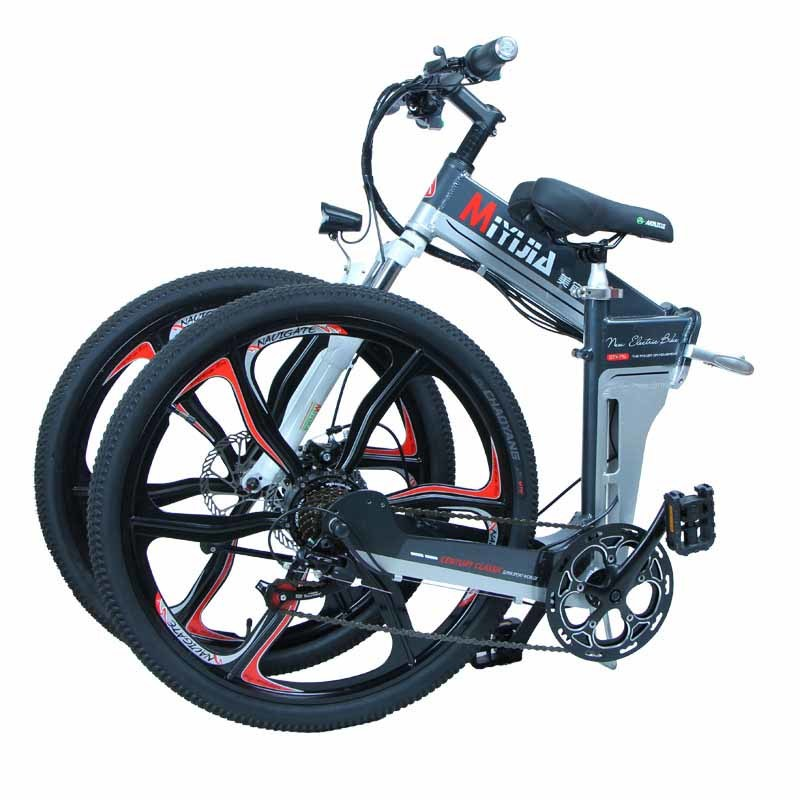 Latest BM4 The coolest electric mountain bike