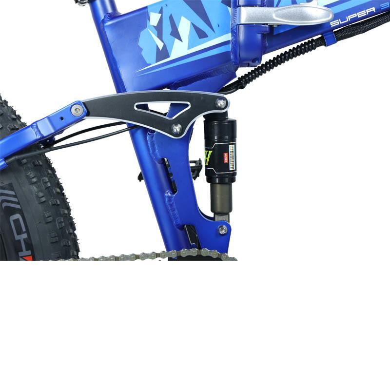 BM6 The mid drive electric mountain bike