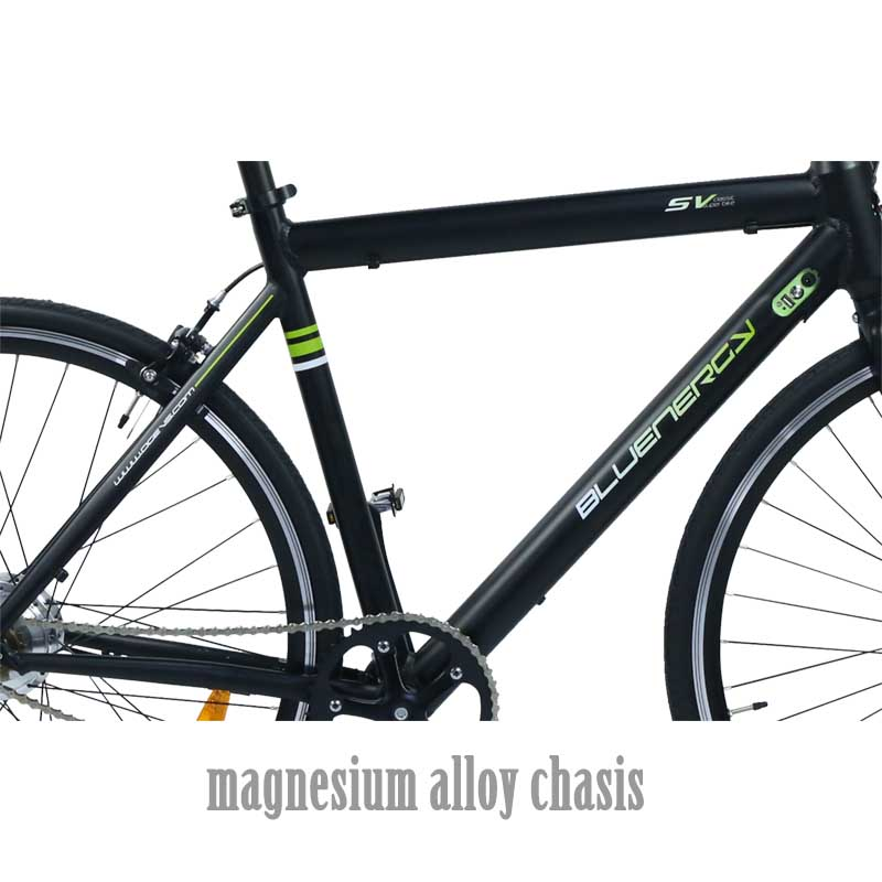 Giantplus-Manufacturer Of Wholesale E Bikes Hot Sale Bm8 The Magnesium Electric Bike-1