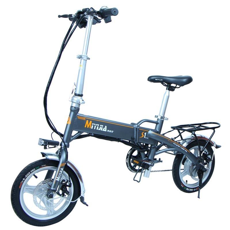 GS1 The mini electric folding bike