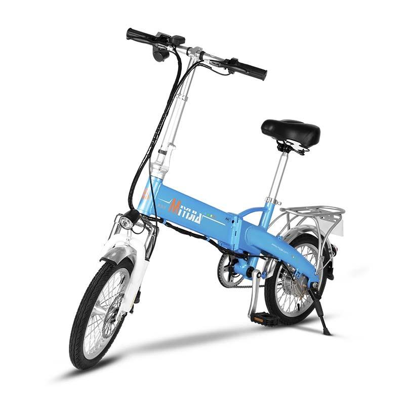 Blue GS2 electric bike for women