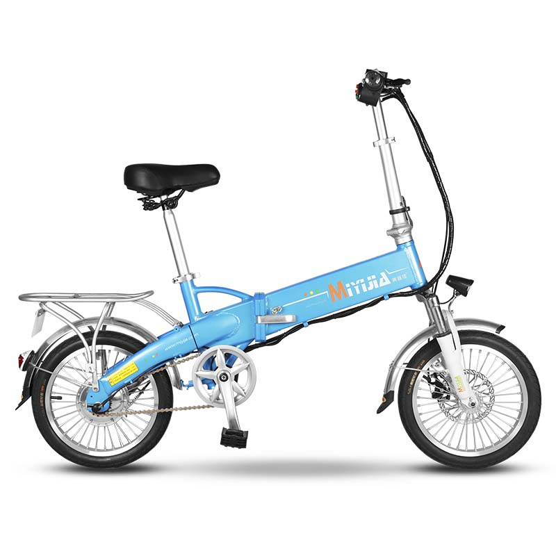 Giantplus-Fast Electric Bikes For Sale Manufacture | Blue Gs2 Electric Bike For Women-1