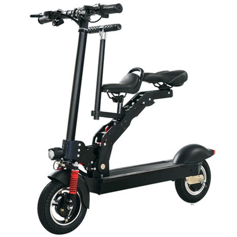 T8 sitting folding electric scooter for sale