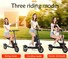 folding black Giantplus Brand electric scooter wholesale factory