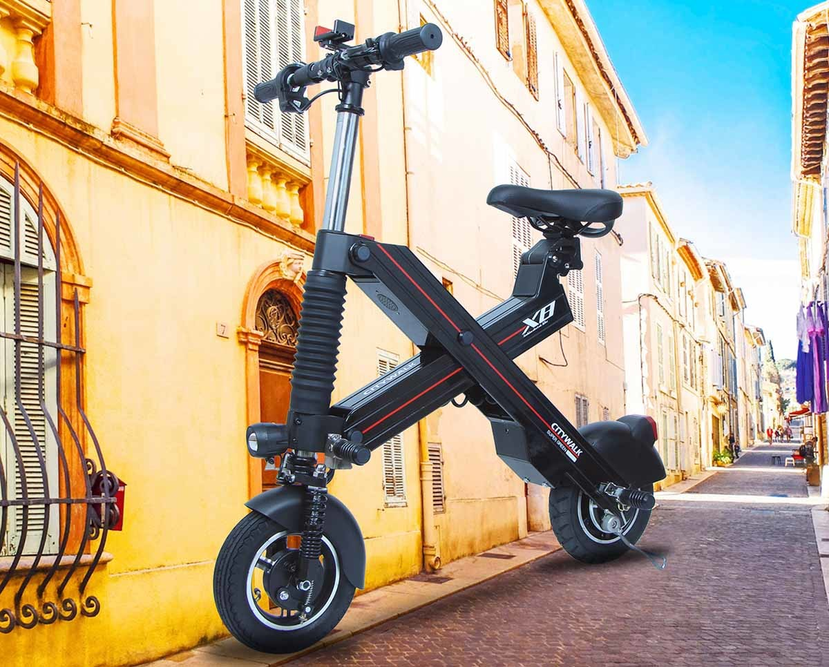 speed battery black Giantplus Brand electric scooter manufacturers
