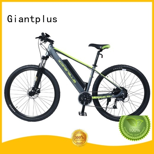 Giantplus Brand lithium coolest electric bike distributors bike