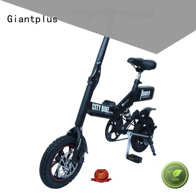 Giantplus Brand red bike electric bike distributors town supplier