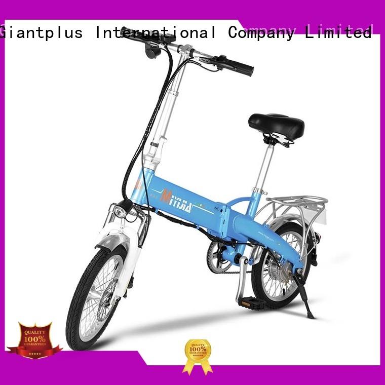 electric bike distributors fashion fun town Warranty Giantplus