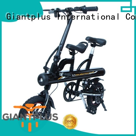 blue foldable electric bike distributors Giantplus manufacture