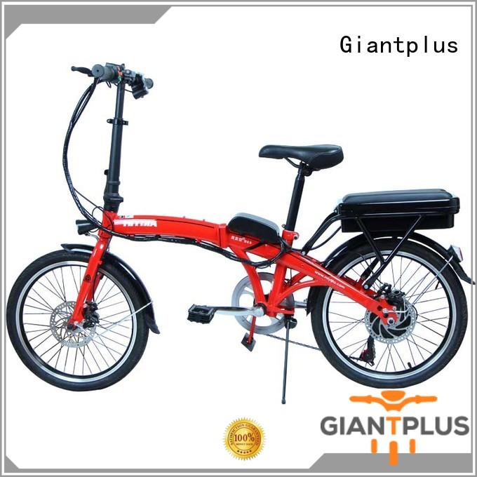 Quality Giantplus Brand electric red wholesale e bikes