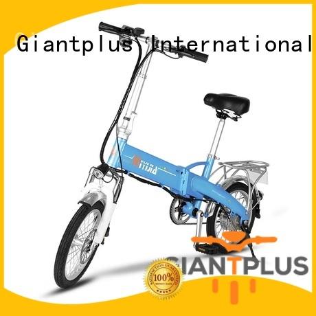 Quality Giantplus Brand electric bike distributors fashion magnesium