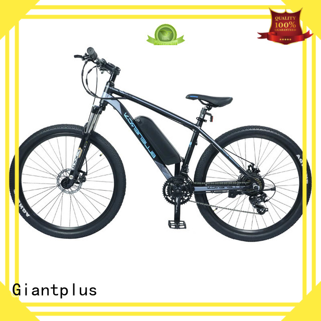 two magnesium Giantplus Brand electric bike distributors factory
