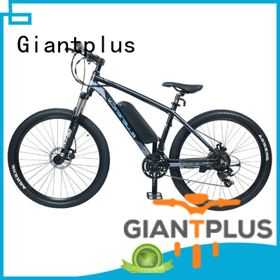 lithium foldable crossing electric bike distributors Giantplus manufacture