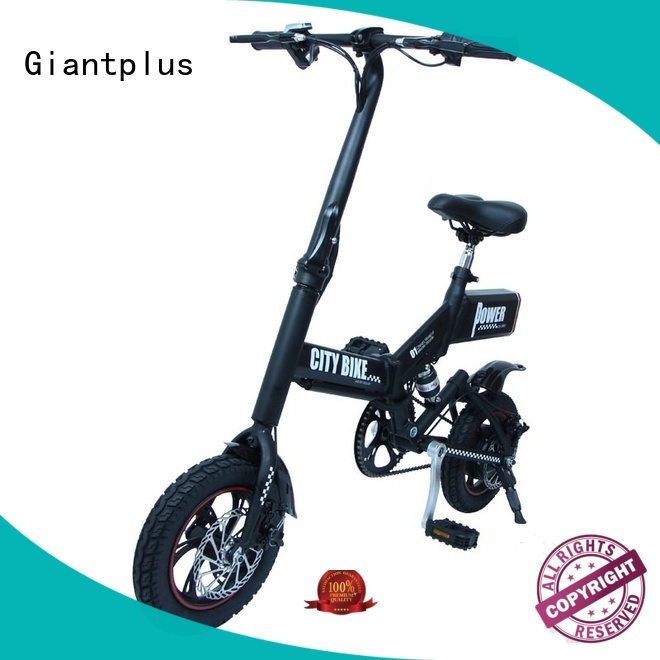 Giantplus Brand two all power wholesale e bikes manufacture