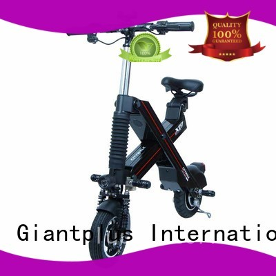 electric scooter wholesale folding sitting Giantplus Brand company