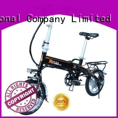 blue foldable mid Giantplus Brand wholesale e bikes