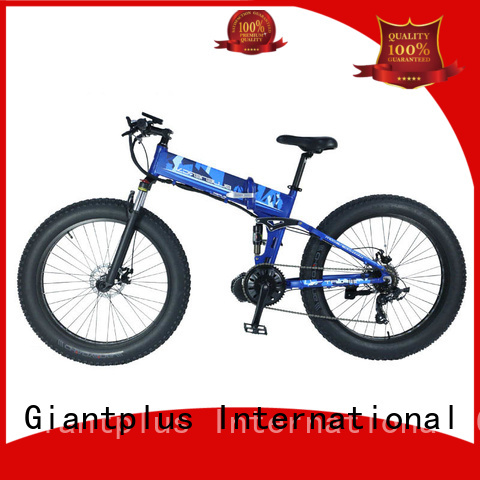Giantplus Brand snow bike wholesale e bikes manufacture