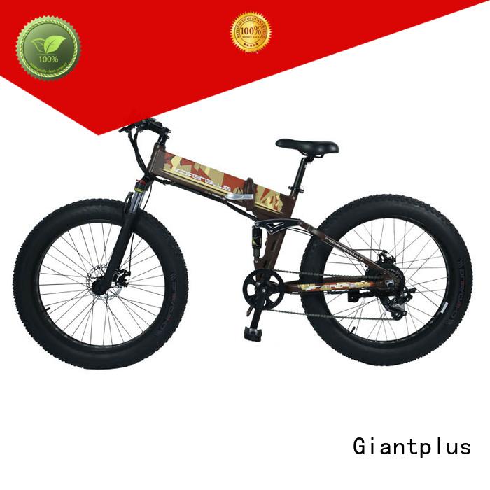 Wholesale blue electric bike distributors mid Giantplus Brand